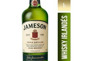 Whisky JAMESON 1 L en Tienda Inglesa