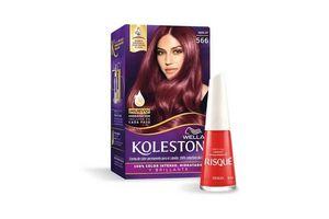 Koleston Kit Borgoña Intenso 466 en Tienda Inglesa