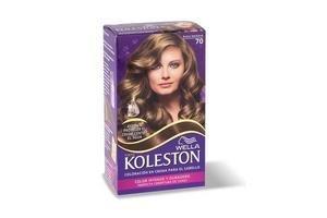 KOLESTON Kit Rubio Ceniza Oscuro 61 en Tienda Inglesa