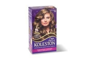 KOLESTON Kit Rubio Claro 80 en Tienda Inglesa