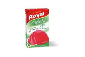 Gelatina Light de Cereza ROYAL  25g en Tienda Inglesa