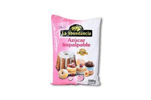Azúcar Impalpable LA ABUNDANCIA  500g en Tienda Inglesa