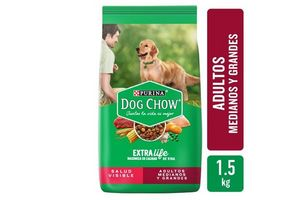 DOG CHOW Adulto Razas Medianas y Grandes 1.5 kg en Tienda Inglesa