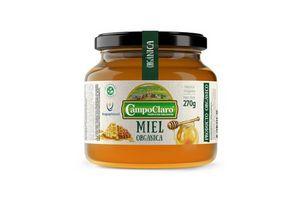 Miel CAMPOCLARO Orgánica 270 g en Tienda Inglesa