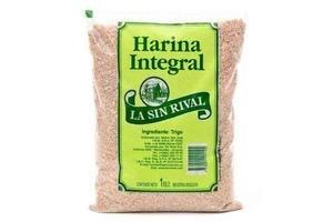 Harina LA SIN RIVAL Integral 1Kg en Tienda Inglesa