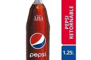 Refresco PEPSI Cola 1,25l en Tienda Inglesa
