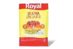Gelatina ROYAL sin Sabor 14gr en Tienda Inglesa