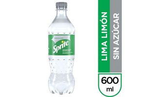 SPRITE sin Azúcar Lima Limón 600 ml en Tienda Inglesa
