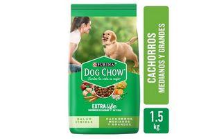 DOG CHOW Cachorro Razas Medianas y Grandes 1.5 kg en Tienda Inglesa
