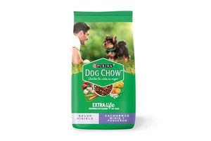 DOG CHOW Cachorro Razas Pequeñas 3Kg en Tienda Inglesa