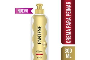 Crema para Peinar PANTENE Rizos Hidratados 300ml en Tienda Inglesa