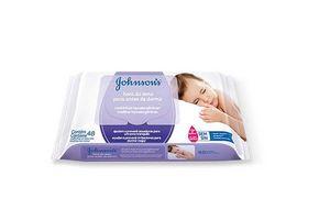 Toallitas Húmedas JOHNSON Hora de Sueño x 48 Unidades en Tienda Inglesa