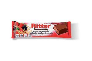 Barra de Cereal RITTER de Frutos Rojos con Chocolate 25g en Tienda Inglesa