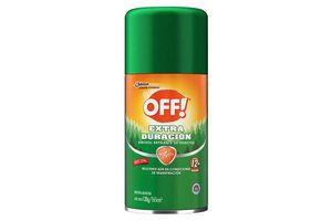 Repelente Extra Duración Contra Mosquitos en Aerosol OFF 138 gr en Tienda Inglesa