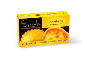 Empanadas Congeladas de Jamón y Queso PANGIORNO para Horenar o Freir x 9 Unidades 630g en Tienda Inglesa