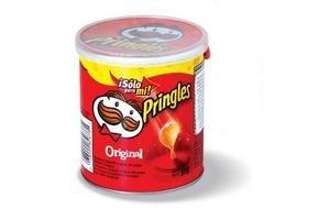 Papas Fritas PRINGLES sabor Original 37g en Tienda Inglesa