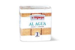 Galletas Al Agua TIENDA INGLESA 430gr en Tienda Inglesa