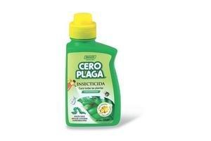 Insecticida CERO PLAGO Concentrado 225cc en Tienda Inglesa