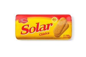 Galletas SOLAR 195 gr en Tienda Inglesa