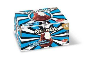 Pack 4 Ricarditos RICARD 120 gr en Tienda Inglesa