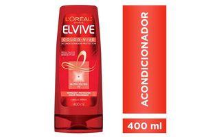 Acondicionador L'ORÉAL Elvive Color-Vive 400 ml en Tienda Inglesa