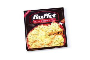 Pizza Italiana BUFFET Pronta para Calentar con 2 Unidades 700 gr en Tienda Inglesa