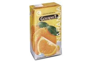 Jugo GOURMET sabor Naranja 1l en Tienda Inglesa