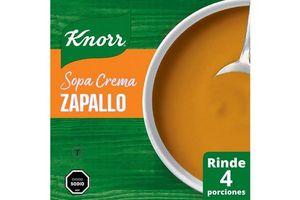 Sopa Crema KNORR Sabor Zapallo 70g en Tienda Inglesa