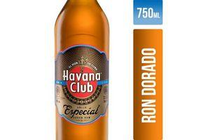 Ron Añejo Especial HAVANA CLUB 750 ml en Tienda Inglesa