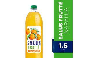 Agua SALUS  Frutte sabor Naranja Sin Gas 1,65 L en Tienda Inglesa