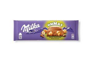 Chocolate con Avellanas Enteras MILKA 300g en Tienda Inglesa