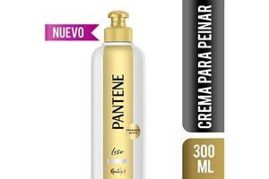 Crema para Peinar PANTENE Liso Extremo 300ml en Tienda Inglesa