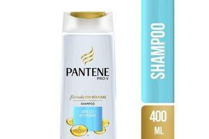 Shampoo PANTENE Brillo Extremo 400 ml en Tienda Inglesa