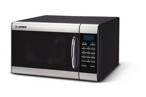 Microondas JAMES Digital Acero Inoxidable 31L ¡Envío Gratis! en Tienda Inglesa