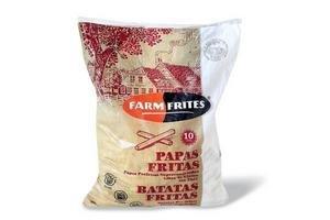 Papas Baston Congeladas FARM FRITES 2,5Kg en Tienda Inglesa