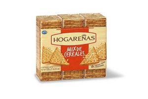 Galleta ARCOR Hogareñas Mix de Cereales 528g en Tienda Inglesa
