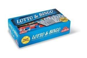 Juego en Caja Lotería / Bingo DIDACTA en Tienda Inglesa