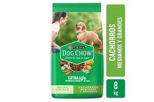 Dog Chow Cachorro Razas Medianas y Grandes 8Kg en Tienda Inglesa