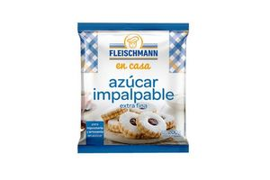 Azúcar Impalpable Extra Fina FLEISCHMANN 200 gr en Tienda Inglesa