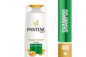 Shampoo PANTENE Restauración 400 ml en Tienda Inglesa