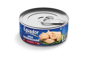 Atún Desmenuzado en Aceite EQUADOR 170 gr en Tienda Inglesa