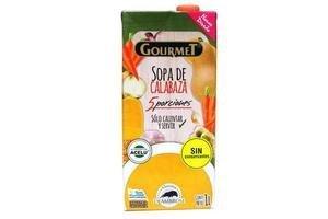 Sopa Gourmet Pronta De Calabaza 1l en Tienda Inglesa