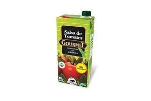 Salsa de Tomate GOURMET Concentrada con Albahaca 1.030 Kg en Tienda Inglesa
