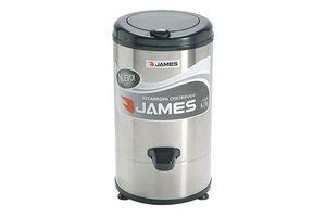 Centrifugadora JAMES Inox 6,2Kg ¡Envío Gratis! en Tienda Inglesa