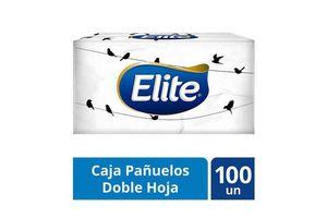 Caja de Peñuelos Doble Hoja ELITE Box x 100 Unidades en Tienda Inglesa