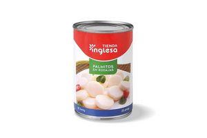 Palmitos en Rodajas TIENDA INGLESA 400g en Tienda Inglesa