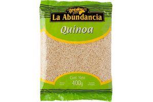 Quinoa LA ABUNDANCIA 400 gr en Tienda Inglesa