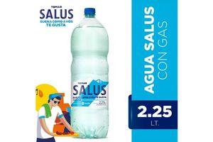 Agua Mineral Natural SALUS con Gas 2.25l en Tienda Inglesa