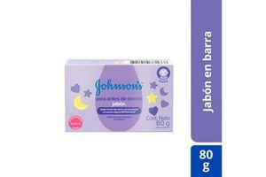 Jabón JOHNSONS Baby Dulces Sueños 80g en Tienda Inglesa