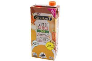 Sopa Pronta GOURMET Sabor Calabaza Sin Sal 1l en Tienda Inglesa